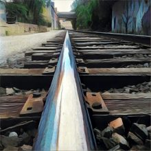 railroad-tracks-under-bridge-las-vegas-mural-painter